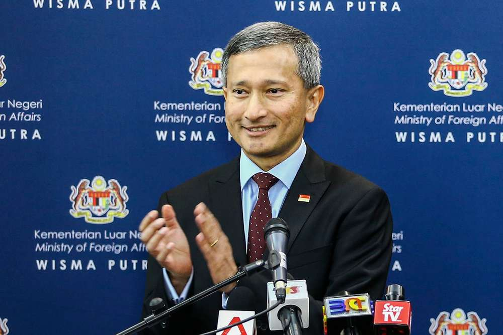 Singapore's foreign minister to visit Kedah and Penang