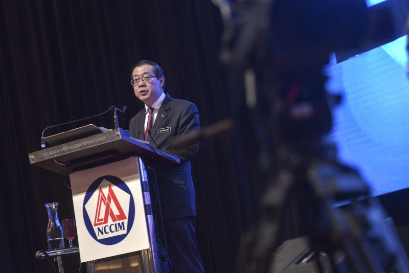 Economic crisis team? We'll form one if need arises, Guan Eng says