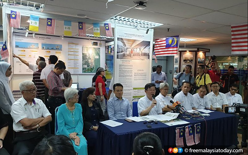 Penang LRT gets 97% 'yes' in public survey