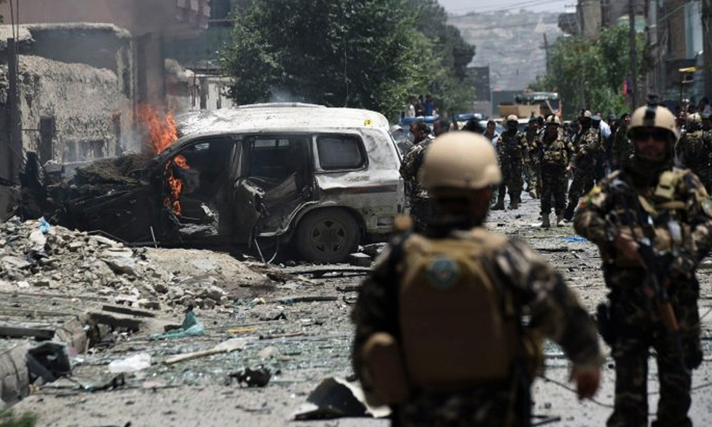 Taliban says near 'final agreement' with US to end Afghan war