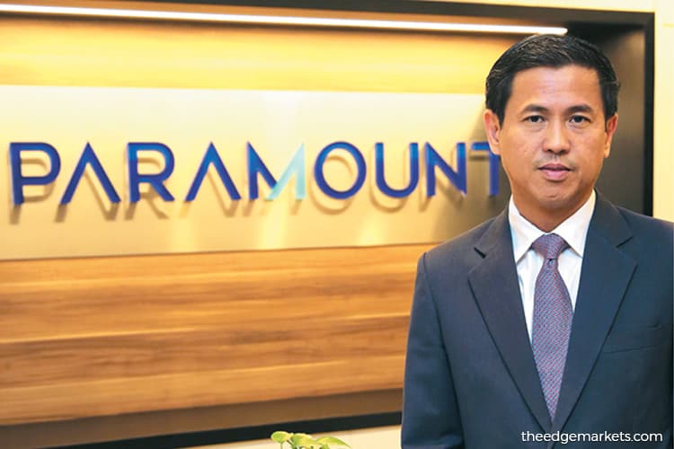 Paramount plans RM900m property launches, to double co-working space