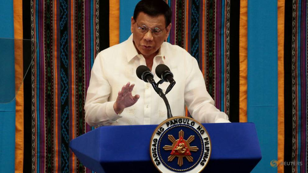 Duterte to raise territorial claims in talks with China: Ambassador