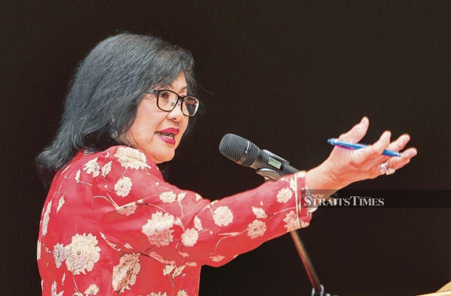 Rafidah: I don't believe in regrets