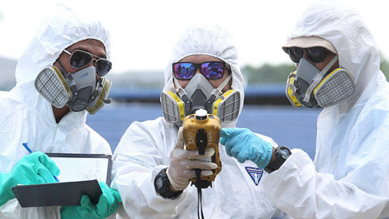 Sewage plant near SK Taman Pasir Putih suspected as source of stench