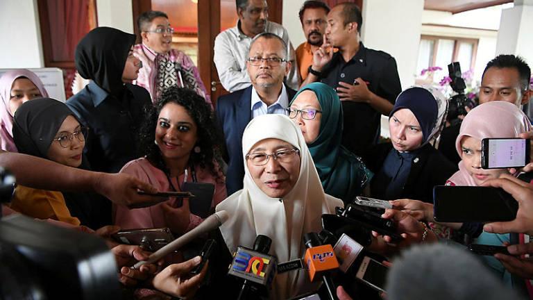Govt aware of current political narrative: Wan Azizah