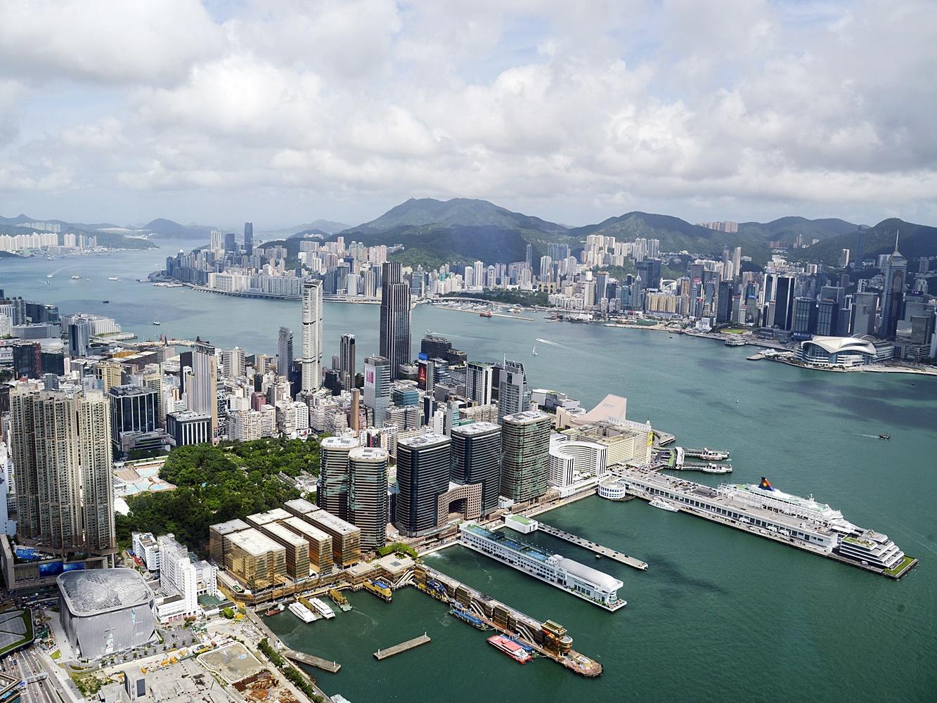 【修例风波】英伦银行:示威升级 近390亿元资金撤出香港