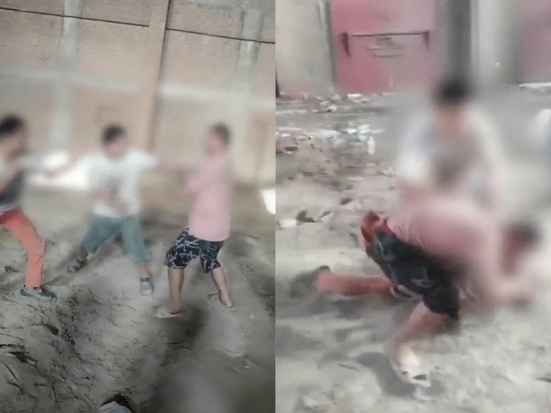 主播为拍片诱骗智障人士互殴 警方:涉嫌寻衅滋事被刑拘