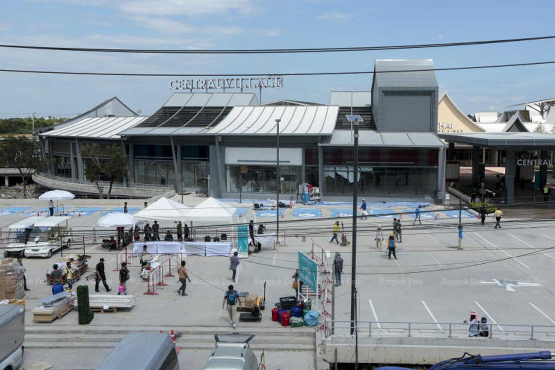 Aerothai: Central Village mall won't affect flights