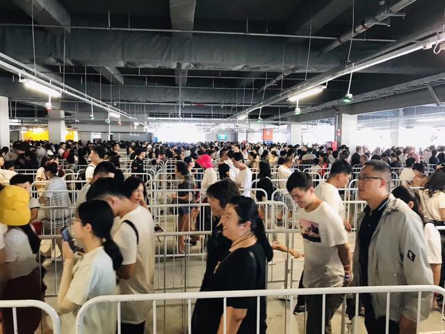 郑州宜家分店开幕8万人排队 市民:比春运还疯狂