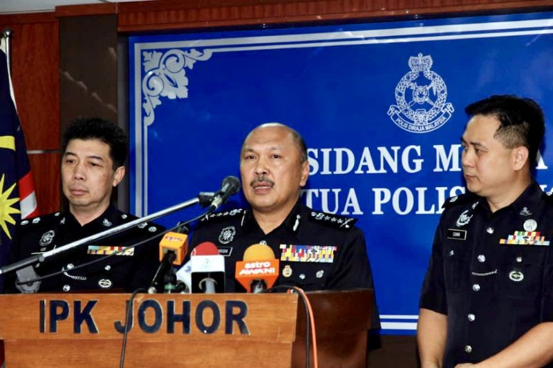 Johor police say probing claims of brutality during anti-Shiah raid