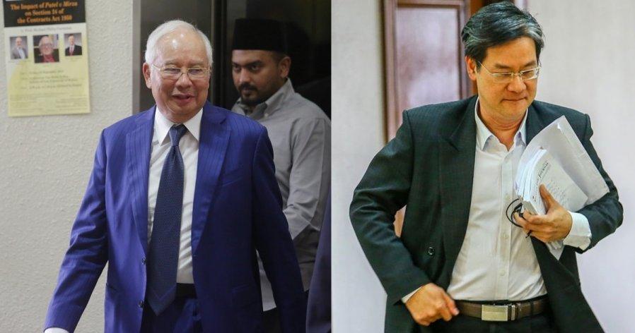 【1MDB世纪审讯】通过林顺平签发24万给2造