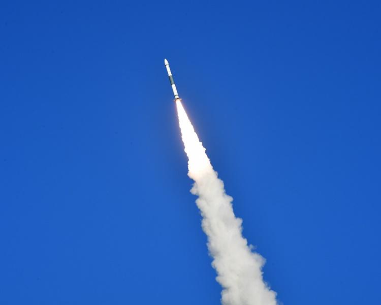快舟一号甲「一箭双星」发射成功 两卫星进入预定轨道