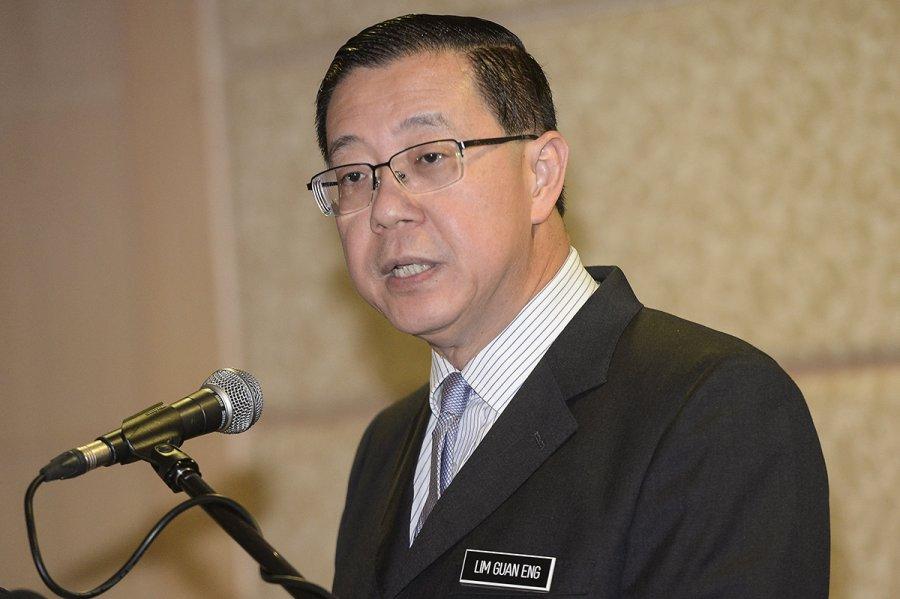 林冠英吁华社警惕 补选结果强化巫伊极端观点