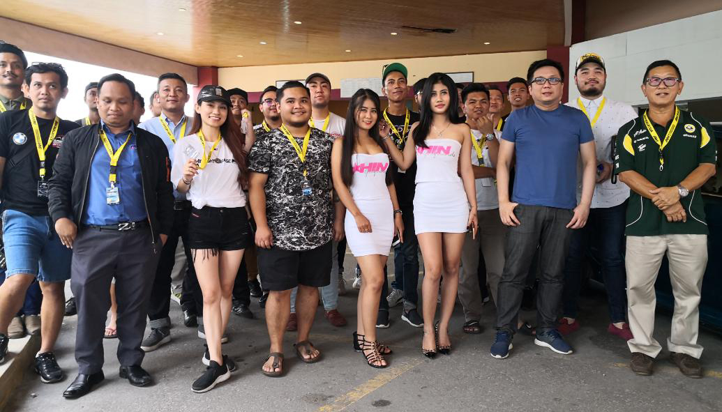 Car dress-up, tuning show contest in Likas Sept 28-29