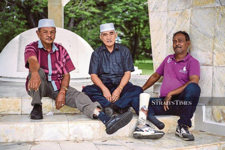 Meet 3 army veterans who sacrificed heavily for nation