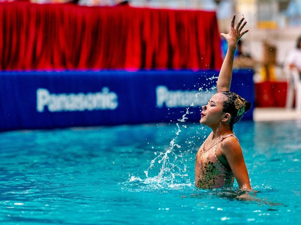【维港会】韵律泳锦标赛开锣 到九龙公园泳池帮港队打气