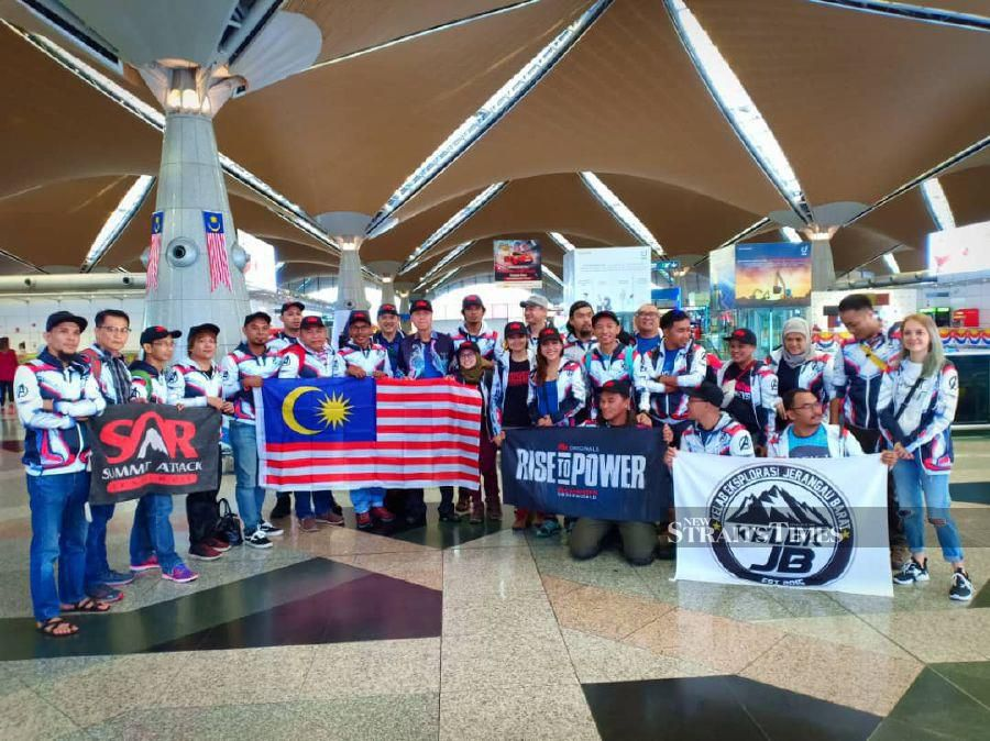 27 Malaysians set to fly the Jalur Gemilang at Everest Base Camp