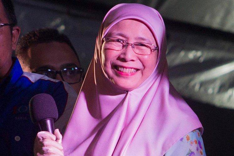 Malaysians urged to embrace 'Sayangi Negaraku' concept and unite as a family — Wan Azizah