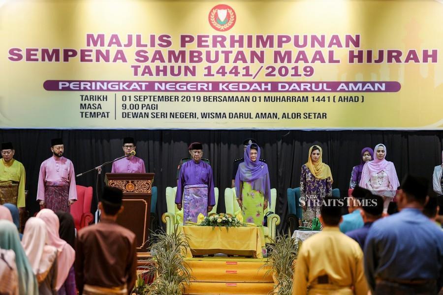 Sultan of Kedah urges rakyat to embrace Maqasid Syariah, Rahmatan Lil 'Alamin