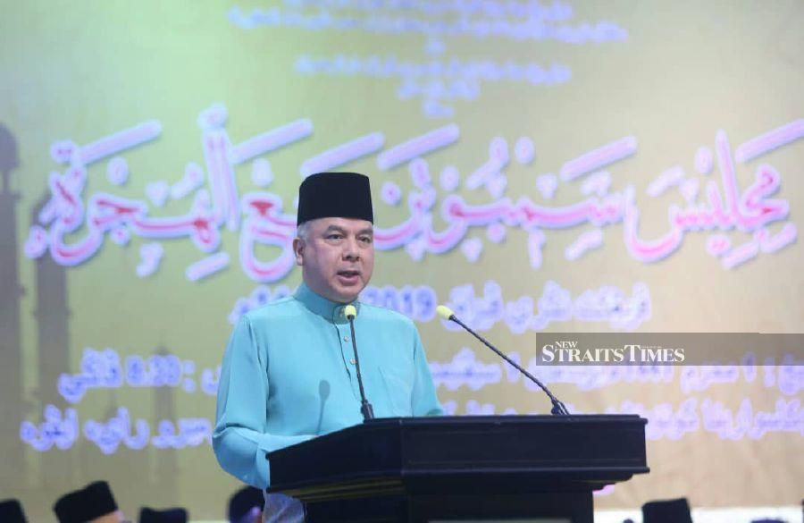 Sultan Nazrin slams those willing to stoop to gain influence