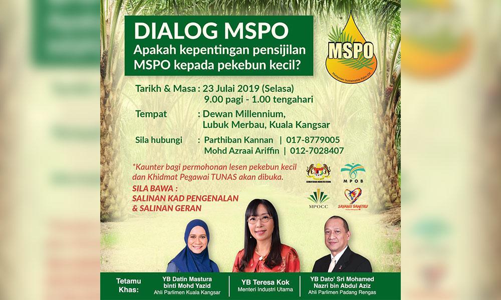 Teresa Kok champions bipartisan approach in MSPO talks