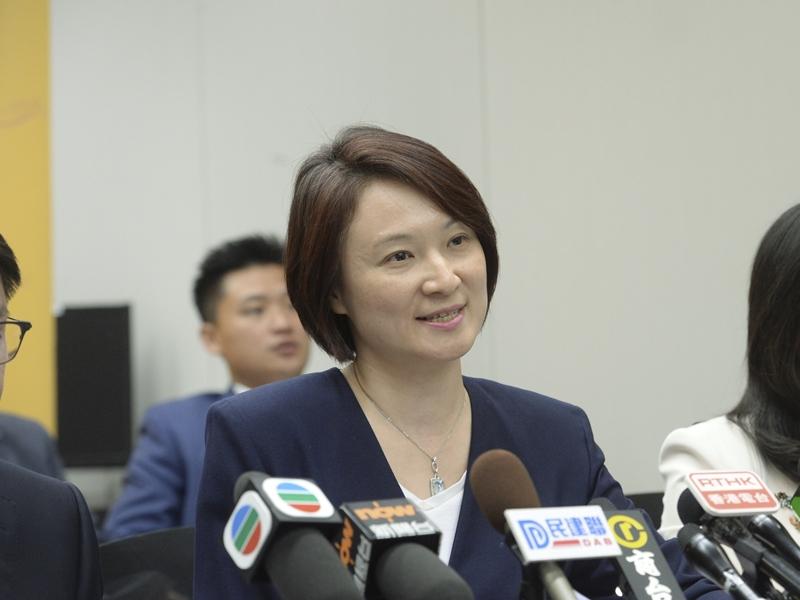 【逃犯条例】39名建制派议员联署 斥示威者暴力升级