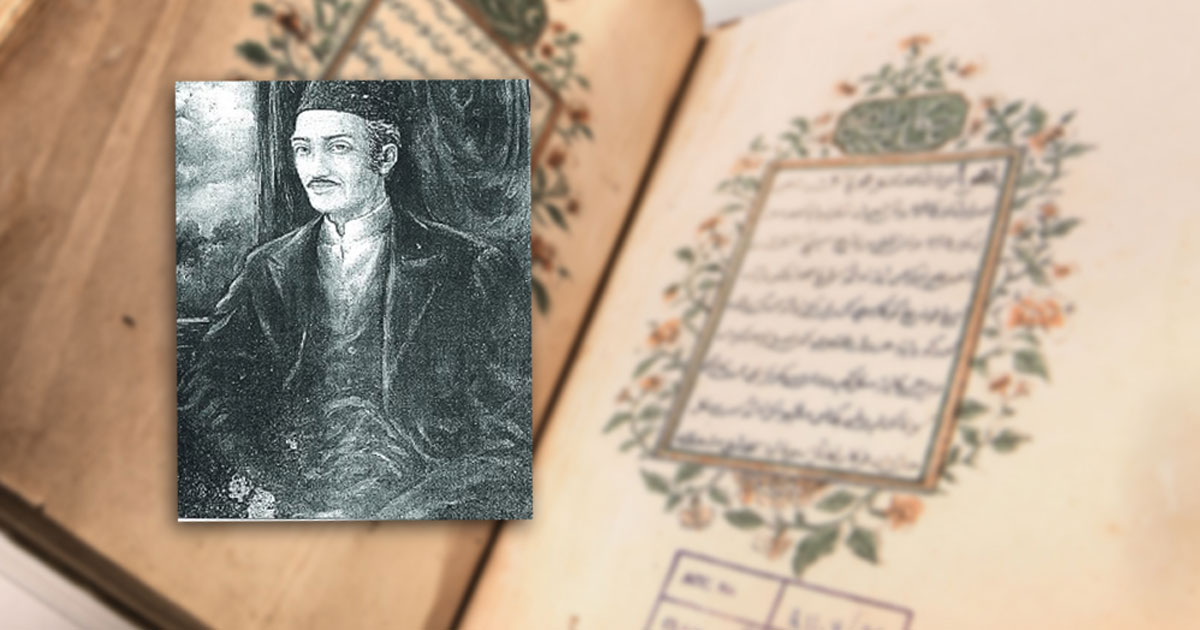 Munshi Abdullah, a scholar who worked for Raffles, was a genius of his day in the 1800s