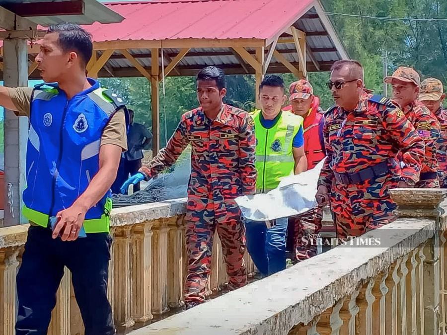 Two missing siblings found drowned in Sungai Sepang estuary