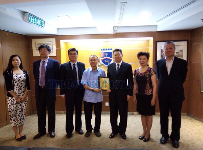 MBKS seeks to grow friendship ties with Zhenjiang