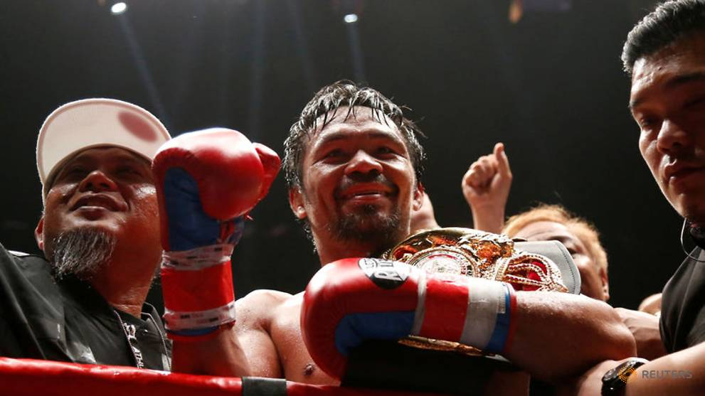 Boxing: Pacquiao launches his own crypto tokens