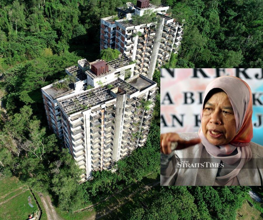 Ministry wants speedy Highland Towers land acquisition
