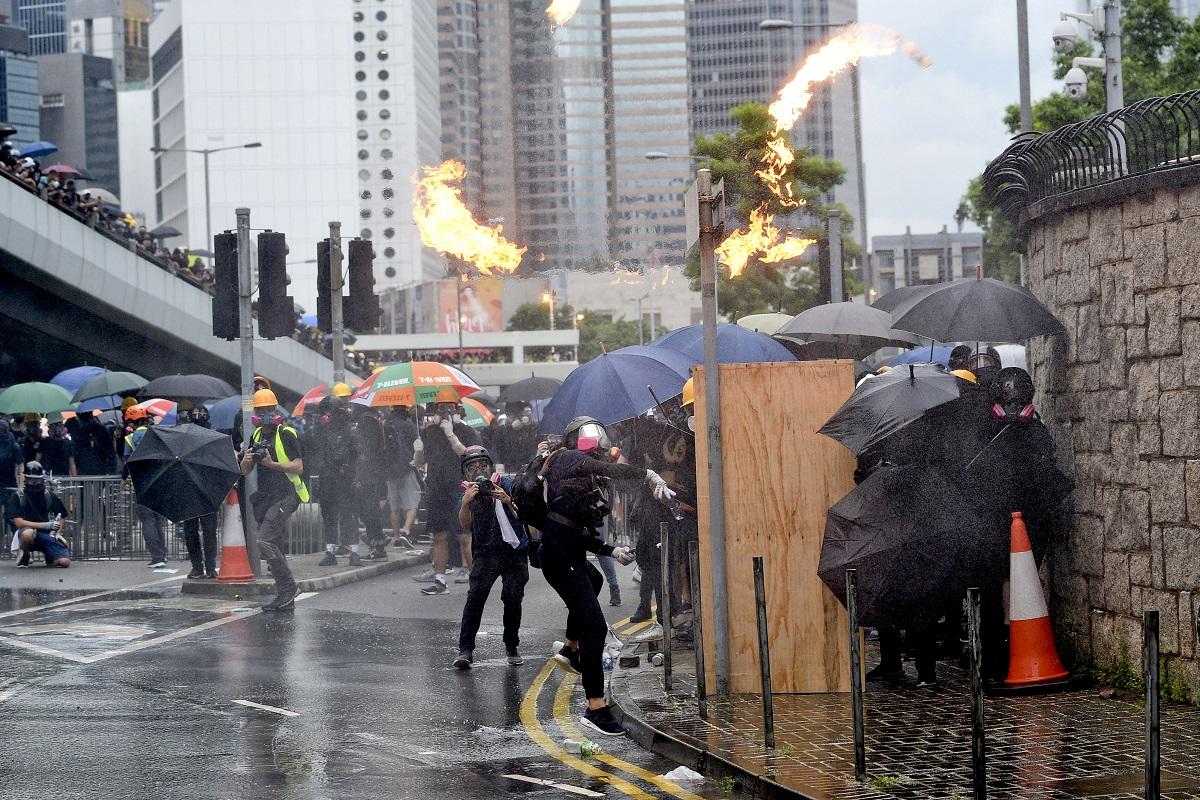 【修例风波】官媒声言香港有暴徒策划911恐袭 无差別屠杀内地人