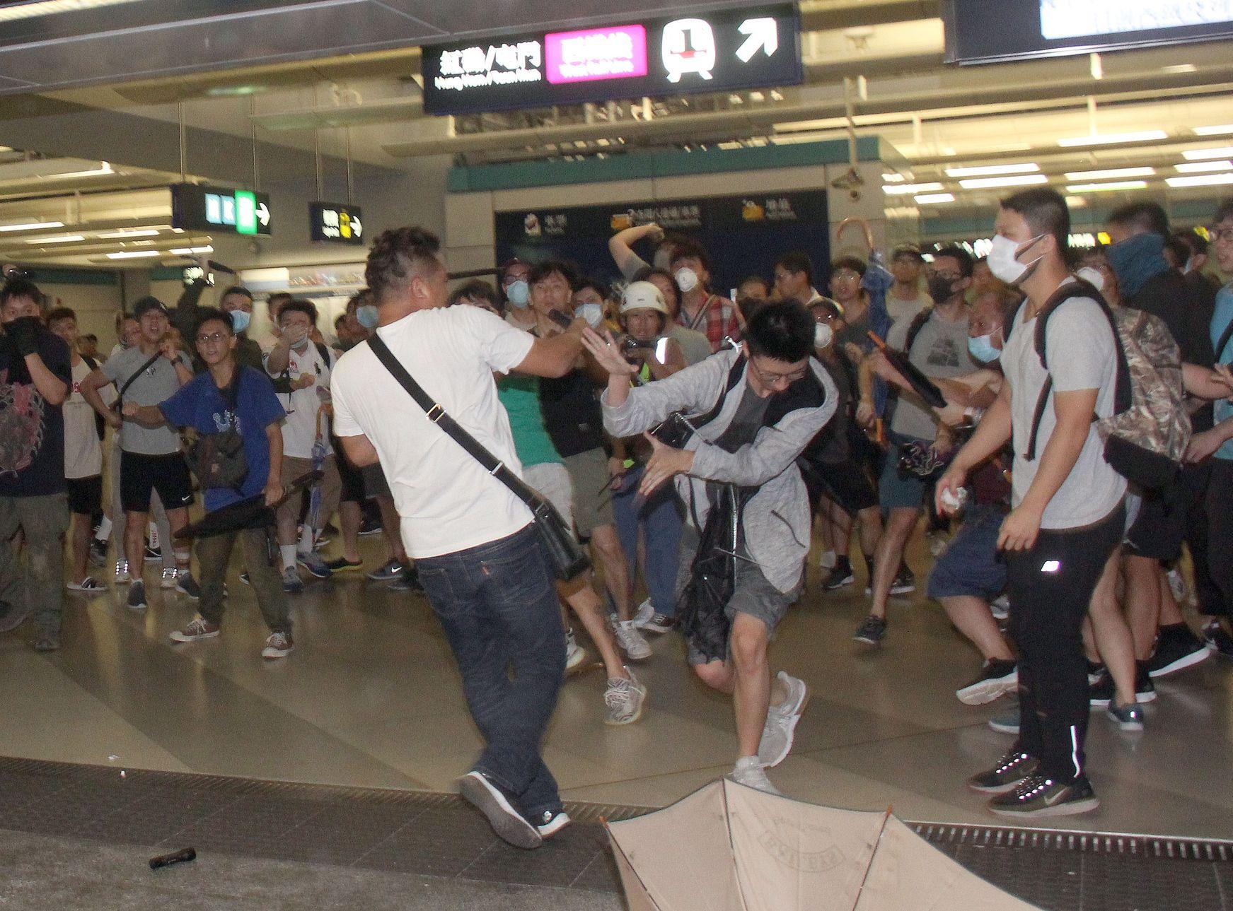 【逃犯条例】警方:6月至今已拘1140人 就元朗事件拘31人