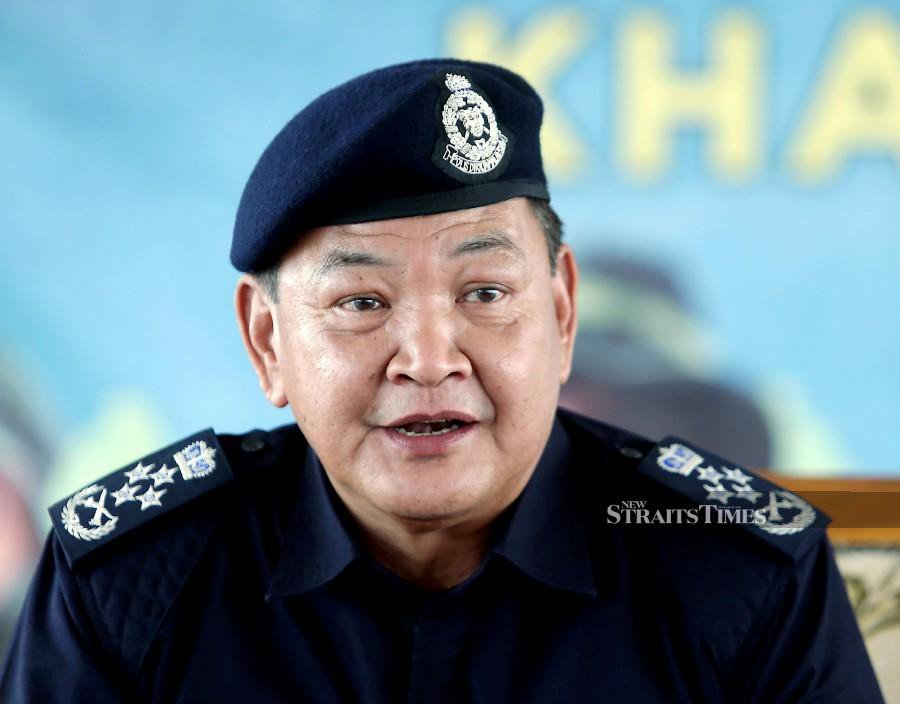 PDRM to recommend whipping for wildlife smuggling offenders
