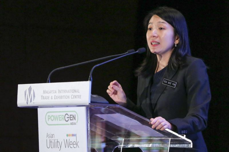 Yeo: Malaysia aiming for 20pc renewable energy use by 2025