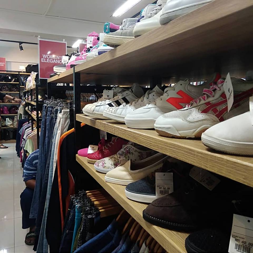 12 Thrift Stores In The Klang Valley Where You Can Get Cheap Clothing From As Low As RM3