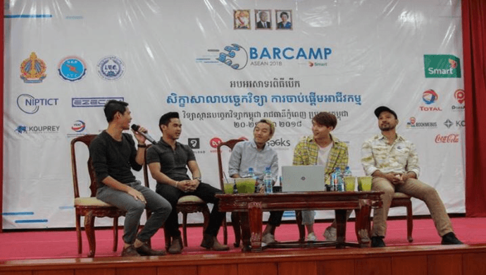Cambodia to embrace tech future with the upcoming BarCamp ASEAN 2019