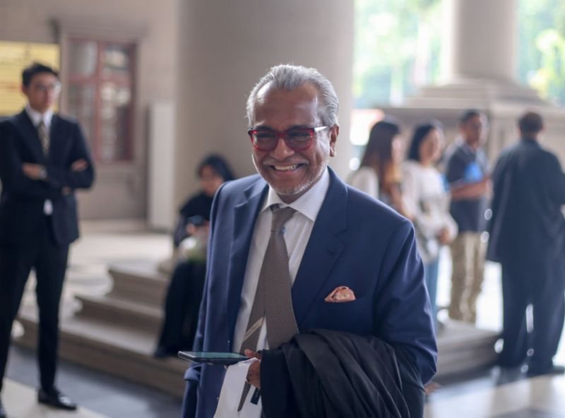 Najib's lead lawyer Shafee gets court nod to fly to Sydney, back in time for 1MDB trial