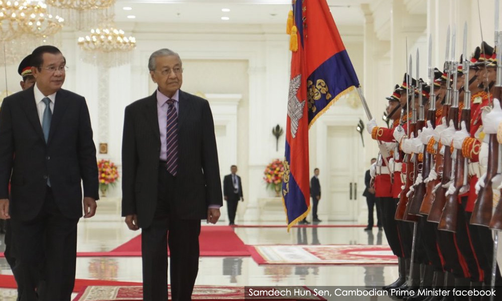 Malaysia, Cambodia committed to increasing bilateral trade, investments
