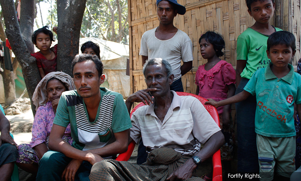 Myanmar forcing Rohingya to accept cards that preclude citizenship: group