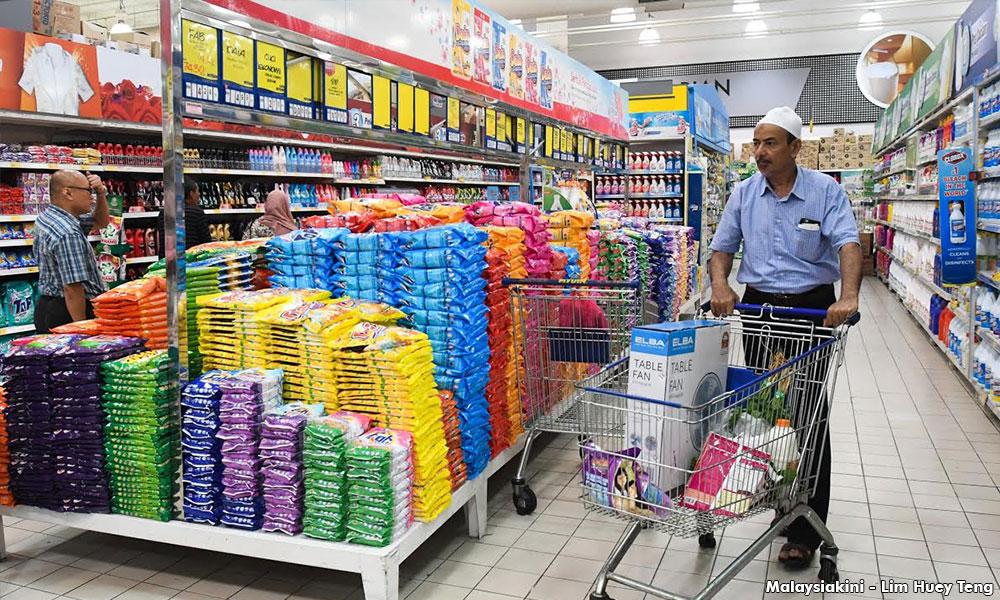 反对杯葛非穆商品,内阁呼吁支持国货