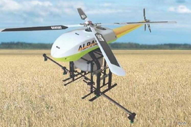 MATA Aerotech offers drone technology in agriculture sector