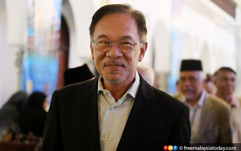 Anwar expects to take over in 2020