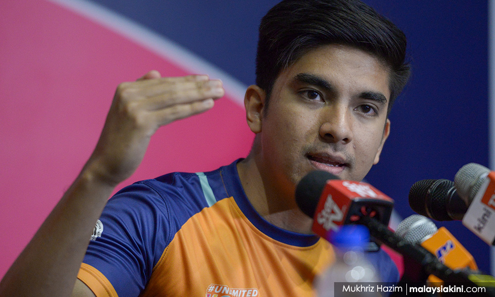 Chaos in Jakarta, Syed Saddiq trapped in stadium after Malaysia beats Indonesia