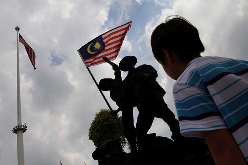 For a day, veteran servicemen turn 'human books' to tell their stories of sacrifice for Malaysia