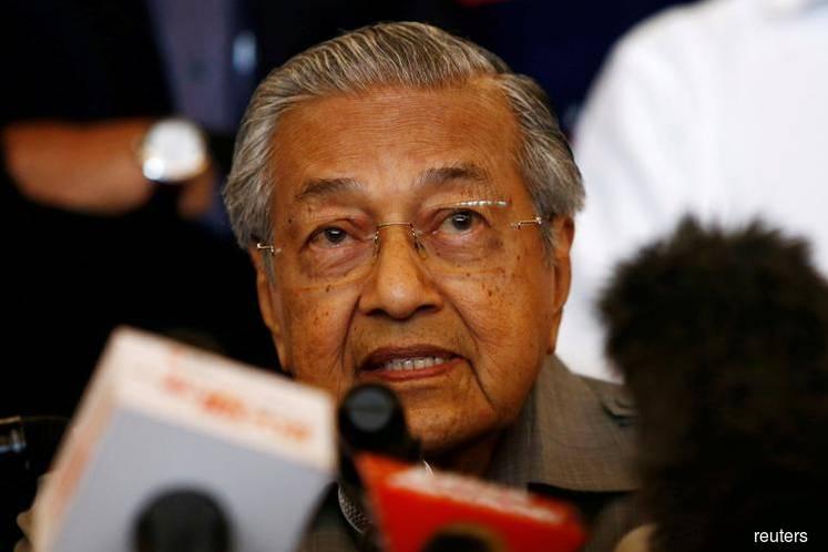 Mahathir, Putin discuss to further strengthen bilateral ties