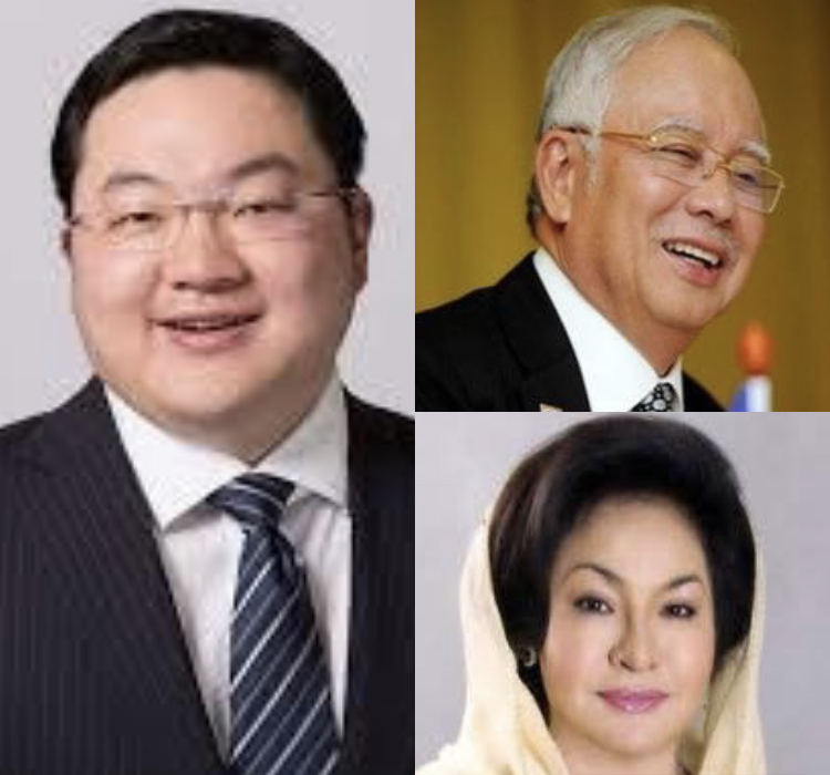 IMDB mastermind Jho Low was in constant touch with Najib's wife
