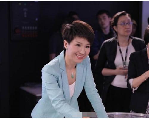 央视女主播刘欣再登美媒节目 大谈中美贸易和香港议题