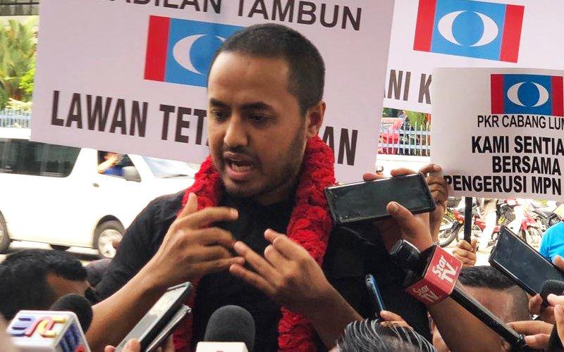 Report withdrawn but we still want statement, cops tell Farhash