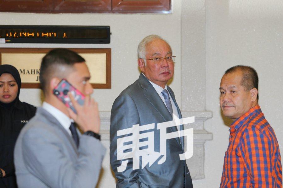 【1MDB世纪审讯】安哈里:瑞意银行要求终止关系